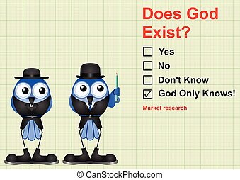 Market research does God exist - Does God exist market...