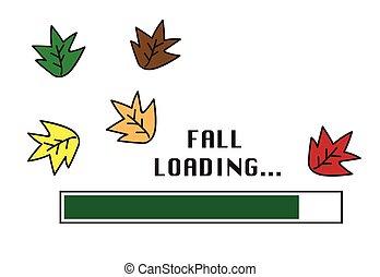 Fall Loading