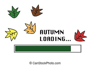 Autumn Loading