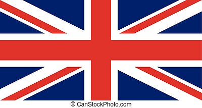 Flag of United Kingdom.