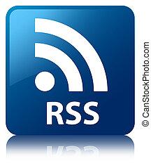 RSS blue square button