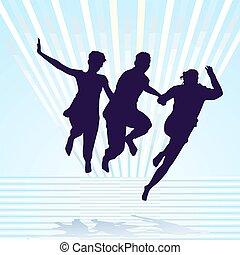 a great leap forward