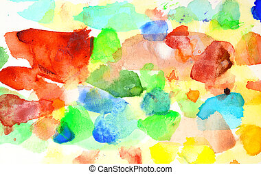 Vivid variegated background - Vivid variegated abstract...