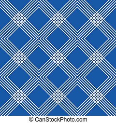 Minimal geometric pattern with intersecting lines forming...
