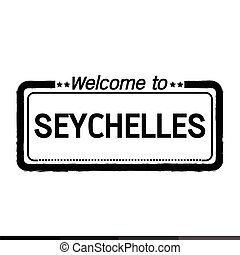 Welcome to SEYCHELLES illustration design