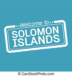 Welcome to SOLOMON ISLANDS illustration design