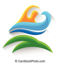 Swimming Sport Competition Athlete Icon - Swimming Sport...