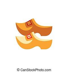Holandaise Clasps Simplified Icon - Holandaise Clasps Flat...