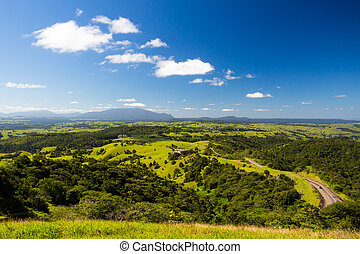 Millaa Millaa View - A stunning view point near Millaa...
