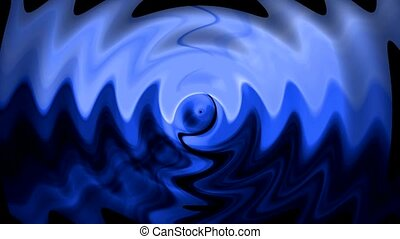 blue water ripple,wave