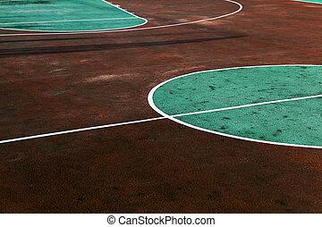 印, 競技場
