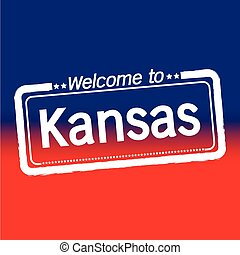 Welcome to Kansas City illustration design