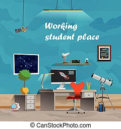 working student place - Working student place Space and...