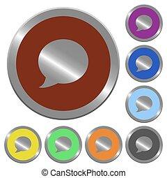 Color Blog comment buttons