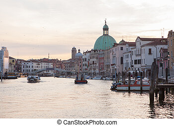 Canal Grande in Venice - Beautiful picture of the Grand...