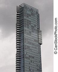 Skyscraper in Vancouver, Canada