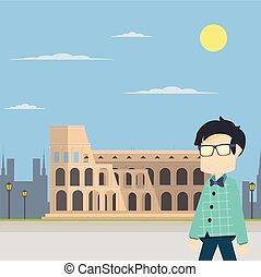 nerd collosseum tour