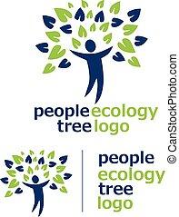 people ecology tree logo 1