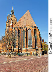 Church on Market place on Market Square in Hanover - Church...