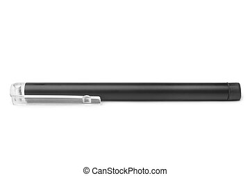 Stylus on white background