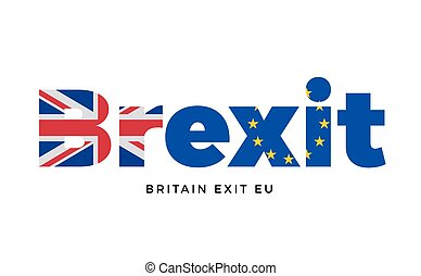 BREXIT - Britain exit from European Union on Referendum....