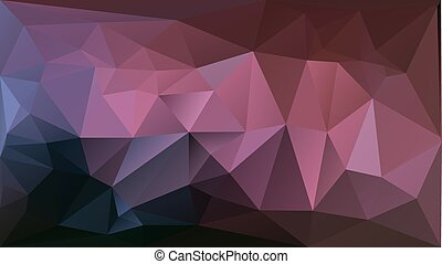 purple pink abstract triangle background