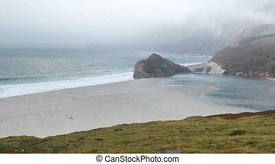 California coast line - PCH California coast line shot three