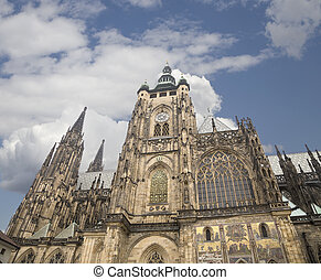 St Vitus Cathedral Roman Catholic cathedral in Prague...