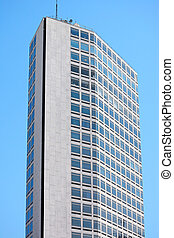 Alpha Tower, Birmingham - View of the Alpha Tower grade II...