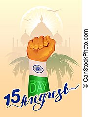 August 15 India Independence Day