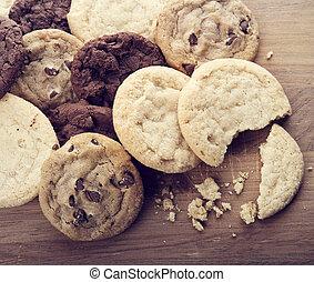 Pile of Cookies - Pile of Fresh Sugar Cookies
