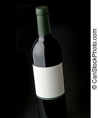 Wine bottle no vintage