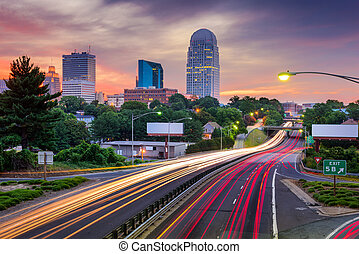 Winston Salem North Carolina - Winston-Salem, North...