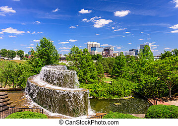 Columbia, South Carolina Fountain
