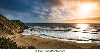 Gray Whale Cove Beach California - Gray Whale Cove State...