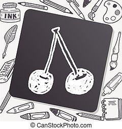 cherry doodle