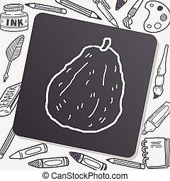 guava doodle