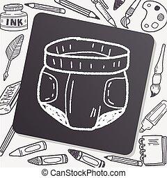 diaper doodle