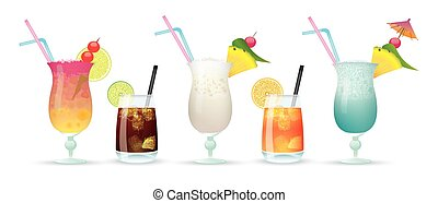Cocktail Set Header