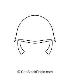 army helmet coloring pages - photo#2