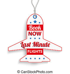 et Price Sticker Last Minute Book Now - Price sticker for...