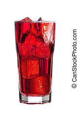Strawberry flavor drink