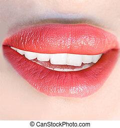 Natural lips
