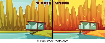 Late summer Vector Clip Art EPS Images. 67 Late summer ...