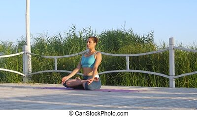 Yoga classes Meditating - Yoga classes, relaxing, meditating...