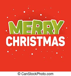 Christmas Greetings - Vector stock of simple Christmas...