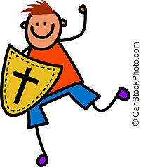 Shield of Faith Boy