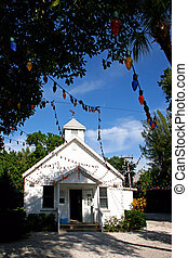 Chapel By The Sea Christmas Captiva Florida