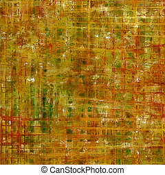 Colorful scratched background or grungy texture With...
