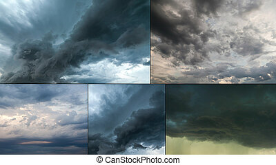 Supercell Storm multiscreen.